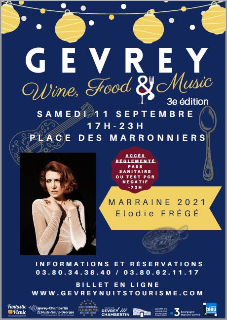 Gevrey Wine Food & Music